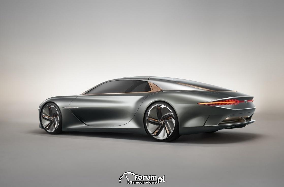 Bentley EXP 100 GT, niesamowity design