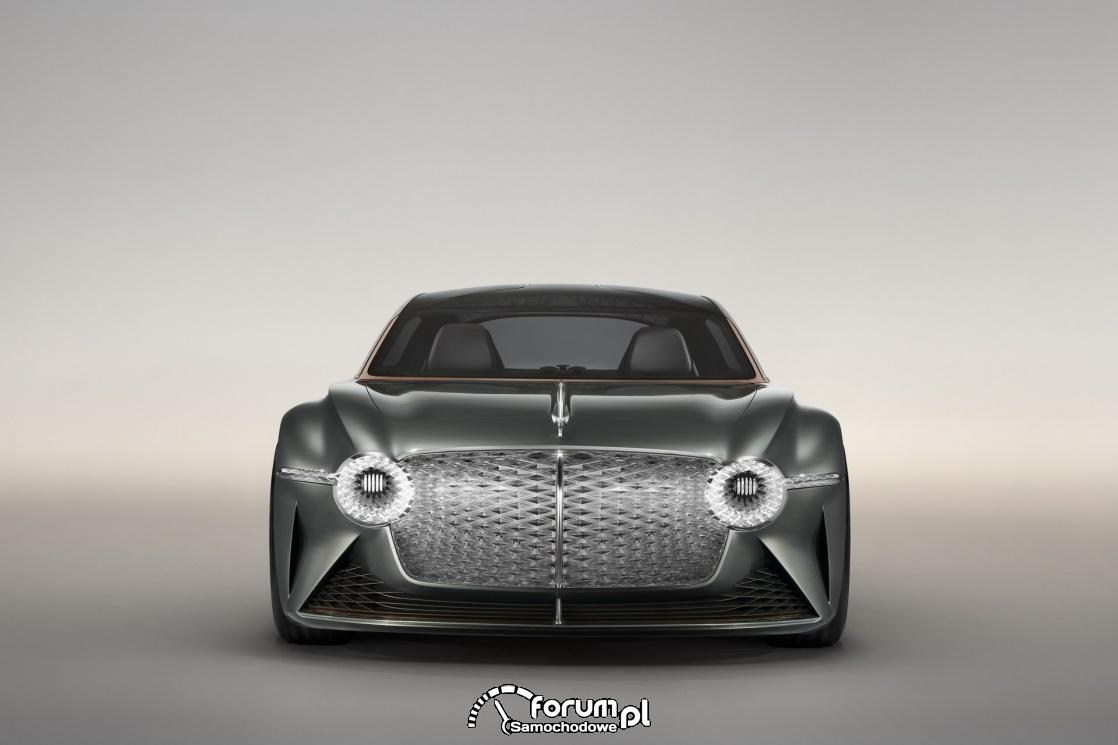 Bentley EXP 100 GT, przód