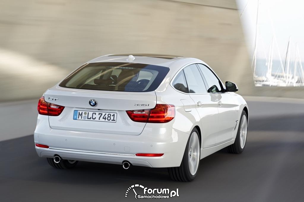 BMW 3 Gran Turismo 335i, Luxury Line