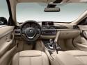 BMW 3 Gran Turismo, wnętrze, deska rozdzielcza