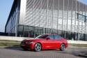 BMW 320d - seria 3 - widok z boku przodu, 2
