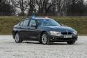BMW 330i xDrive, nieoznakowany radiowóz, 2