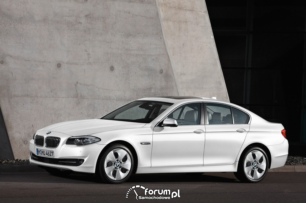 BMW 520d EfficientDynamics Edition BluePerformance
