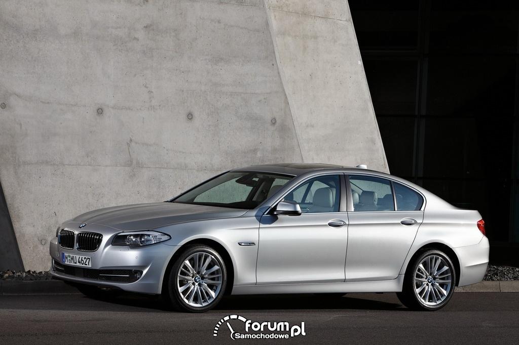 BMW 520i serii 5 sedan