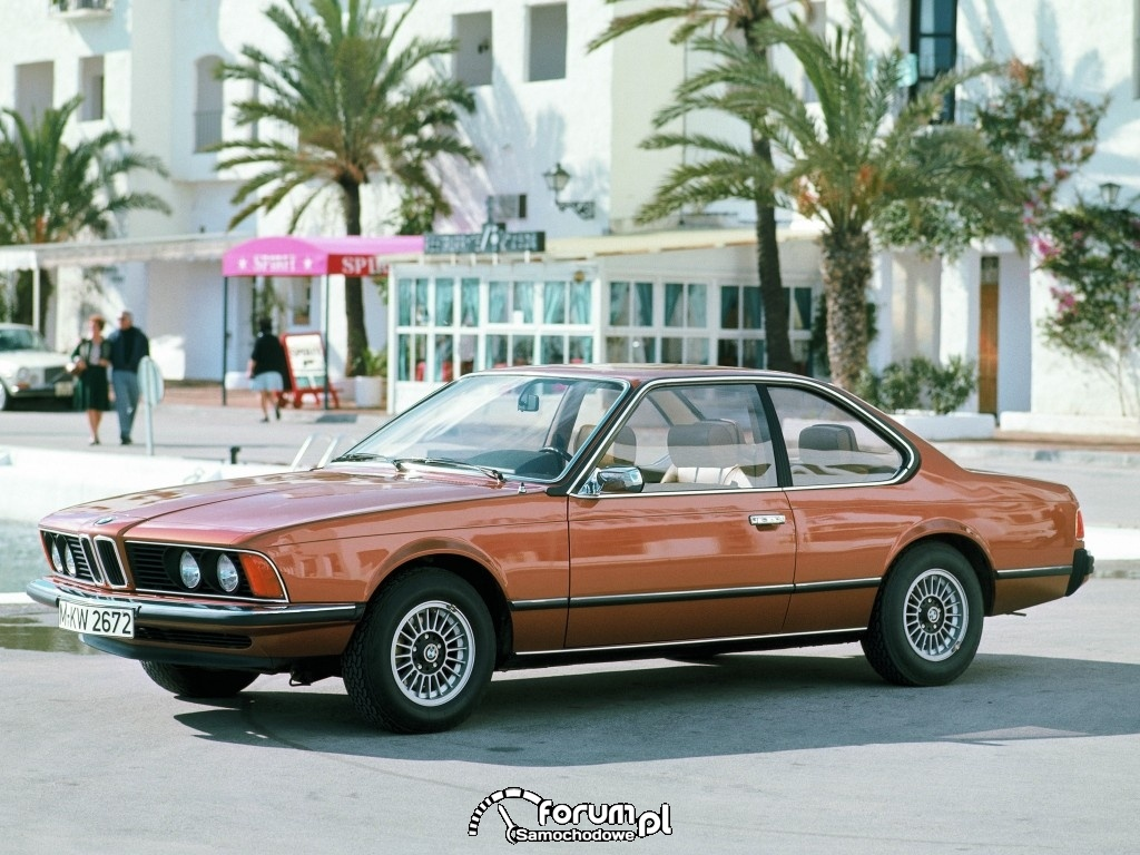 BMW 6 E24