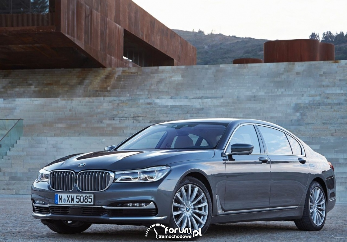 BMW 7 730Ld