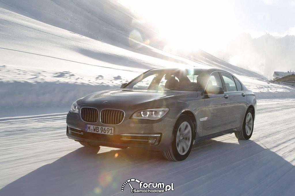 BMW 7 Series xDrive