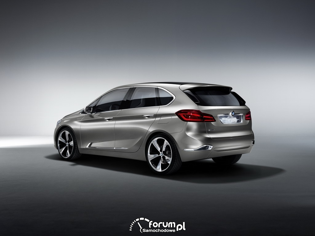 BMW Concept Active Tourer, 2