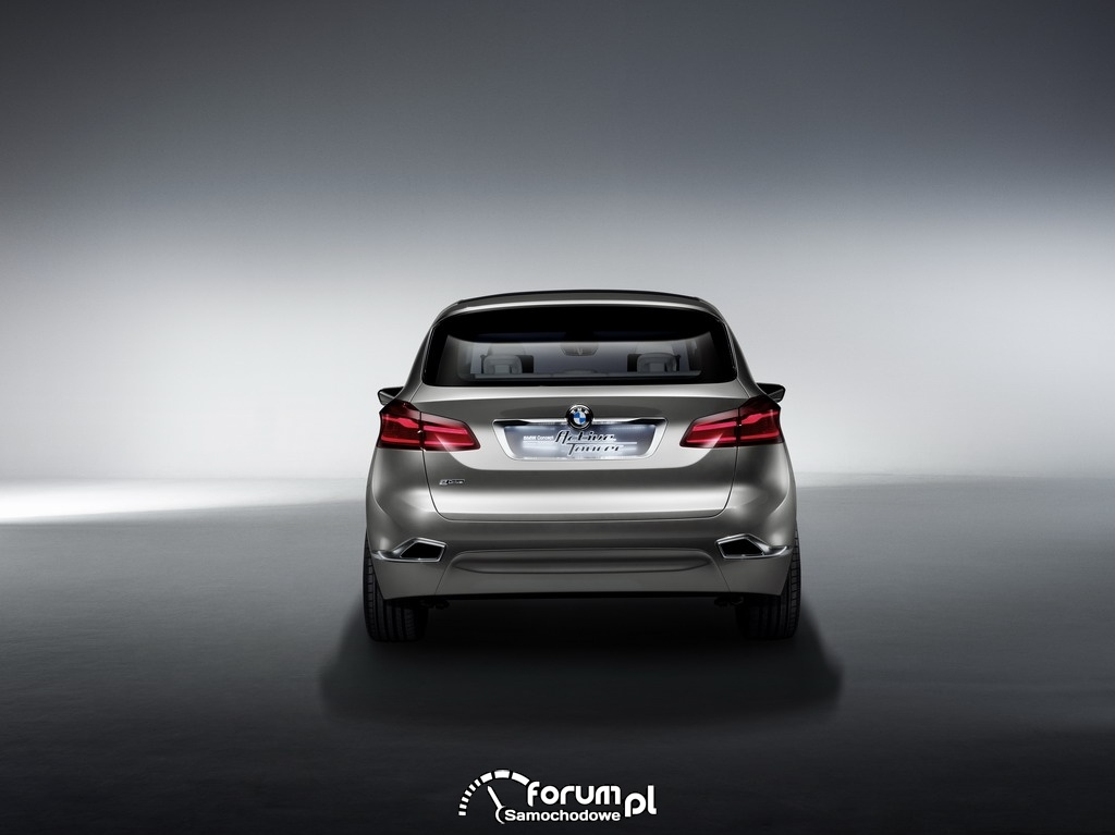 BMW Concept Active Tourer, tył