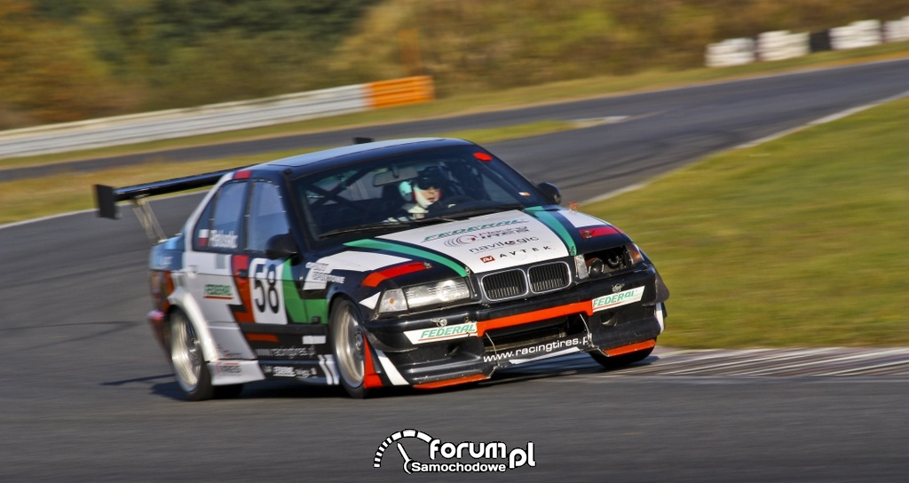 BMW M3 - Track Day 2011
