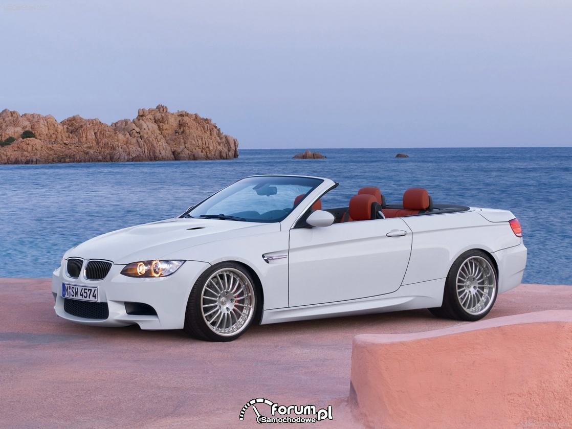 BMW Serii 3 E93 Cabrio