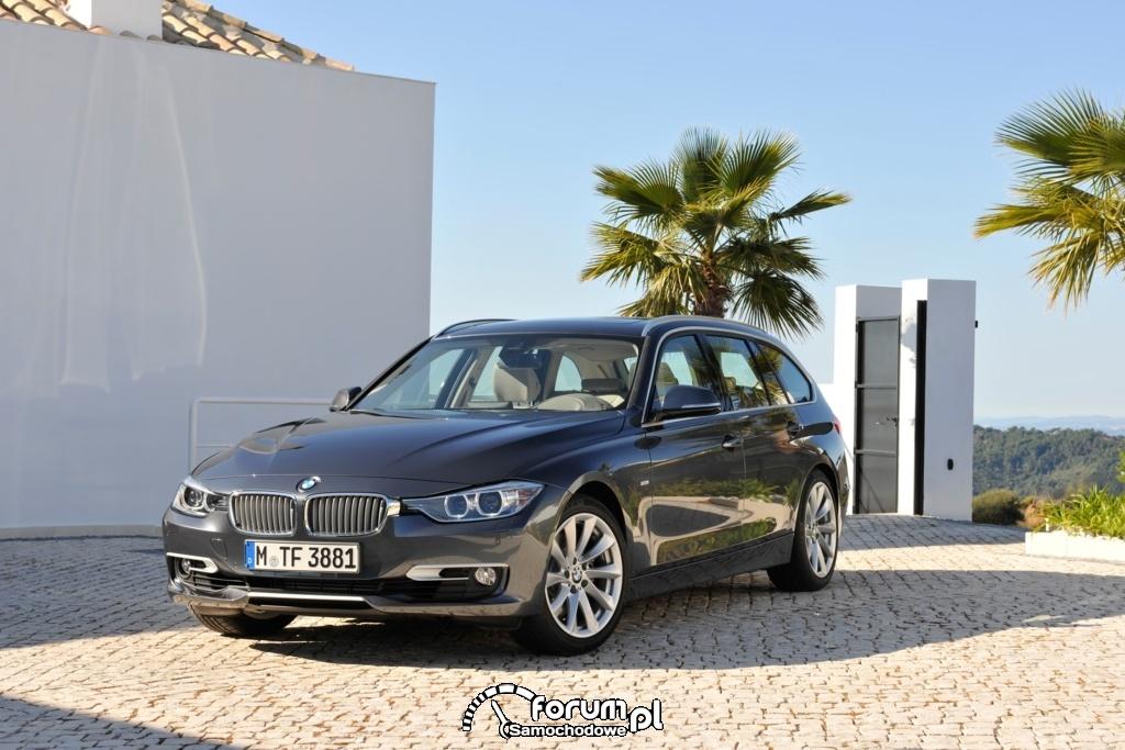 BMW serii 3 Touring 2012, 4