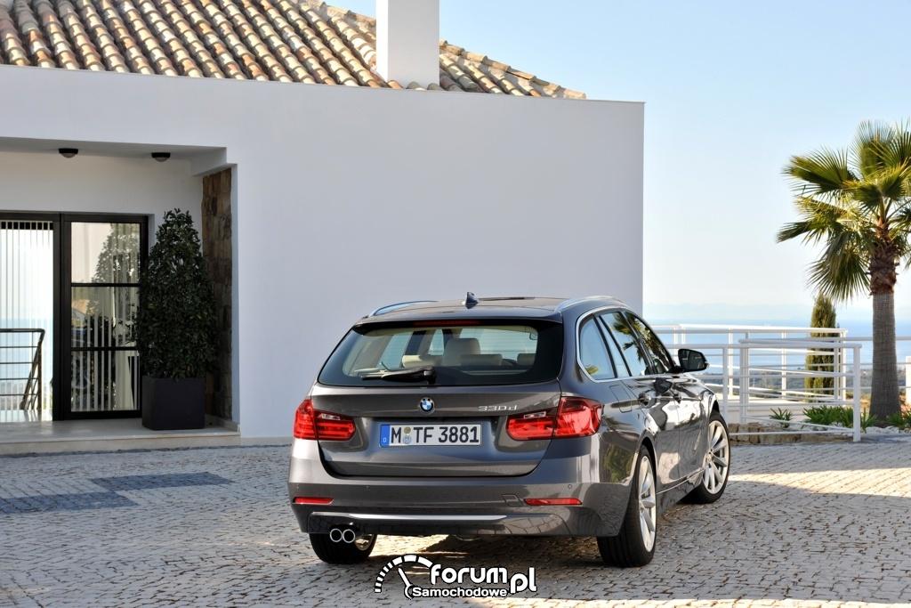 BMW serii 3 Touring 2012, 5