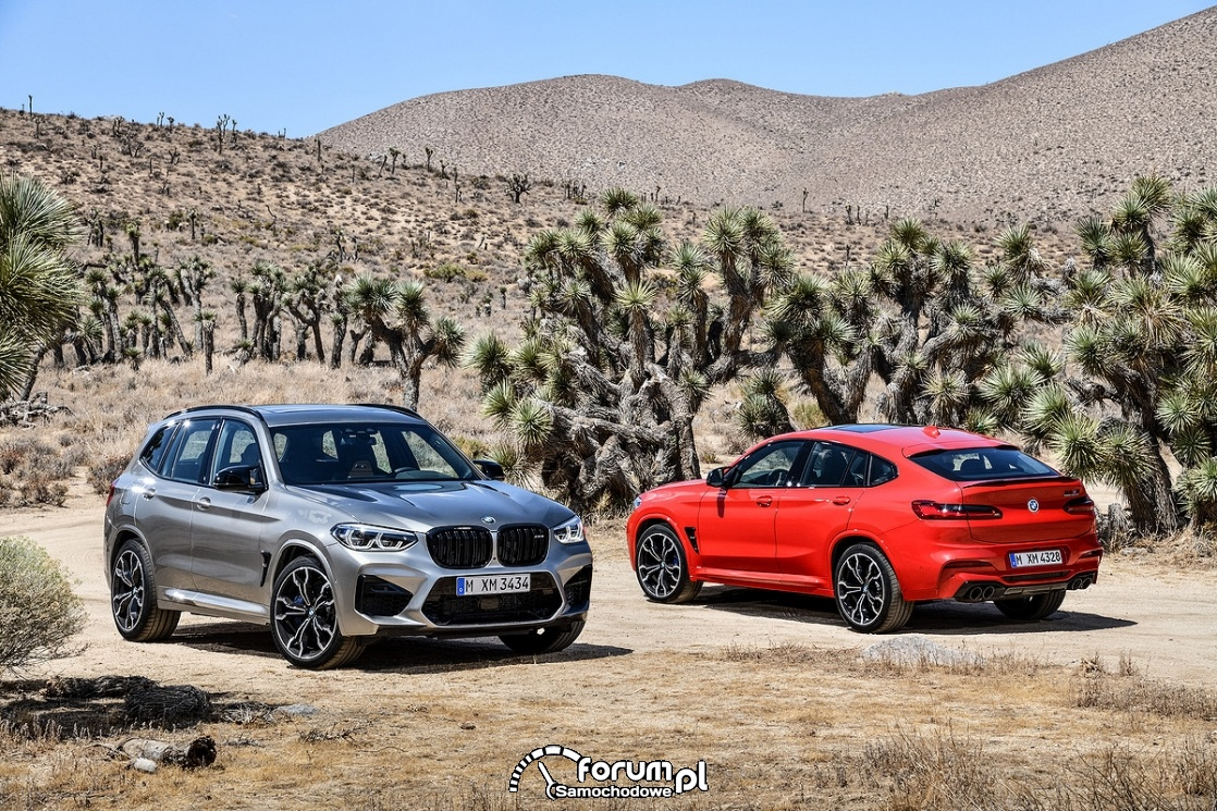 BMW X3 M i X4