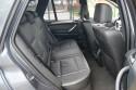 BMW X5 E53, wnętrze, tylna kanapa