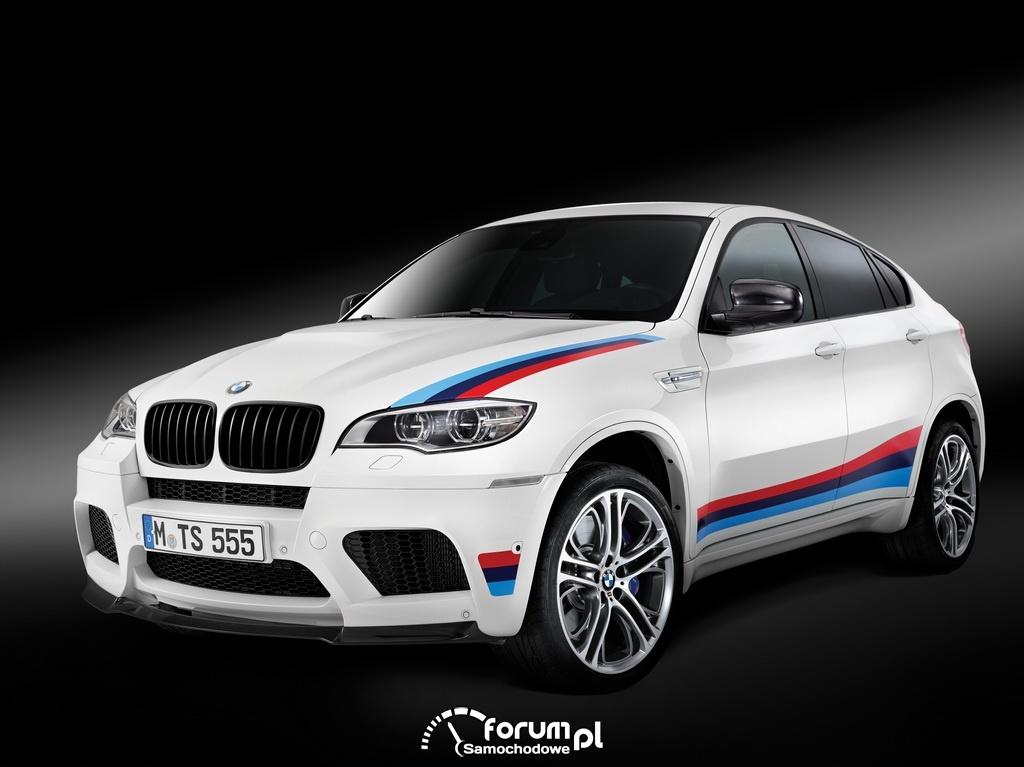 BMW X6 M Design Edition 2013, przód