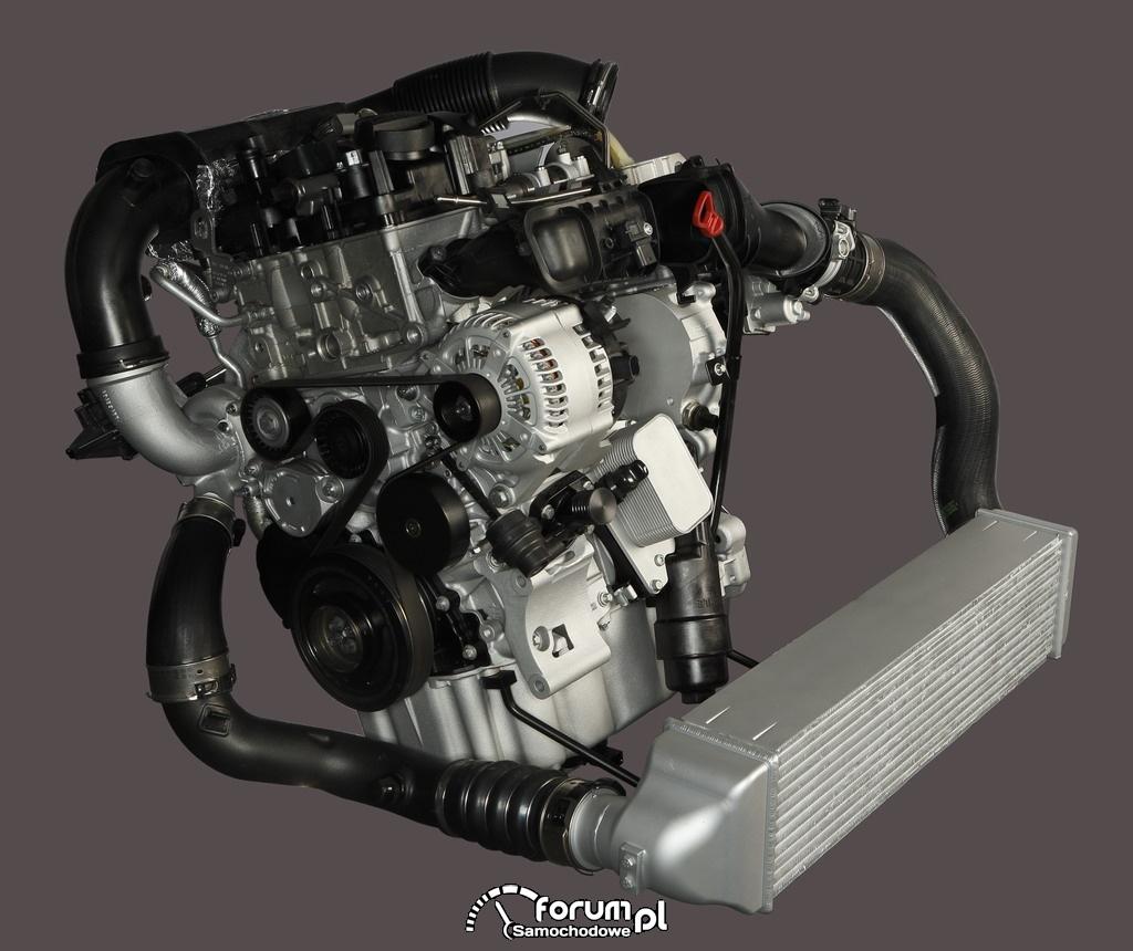 Silnik 1.5 litra BMW TwinPower Turbo