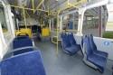 Autobus elektryczny  BYD K9 MZA, przestrzeń dla pasażerów