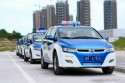 BYD e6, taxi