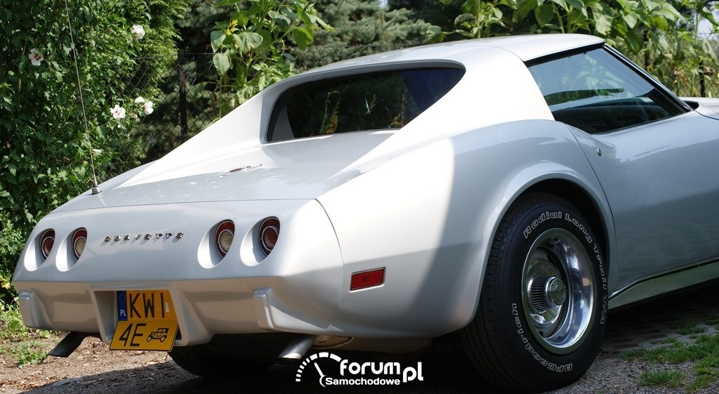 Chevrolet Corvette C3 Stingray, 2