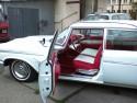 Chrysler Imperial, wnętrze