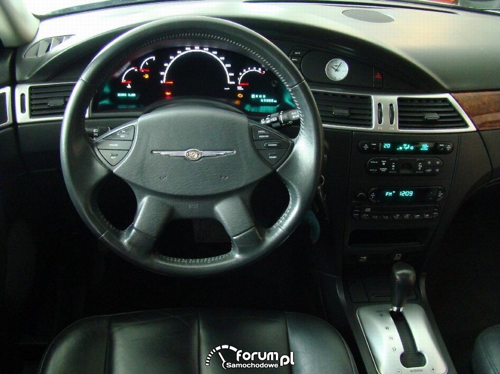 Chrysler Pacyfica - 2005 rok - kierownica