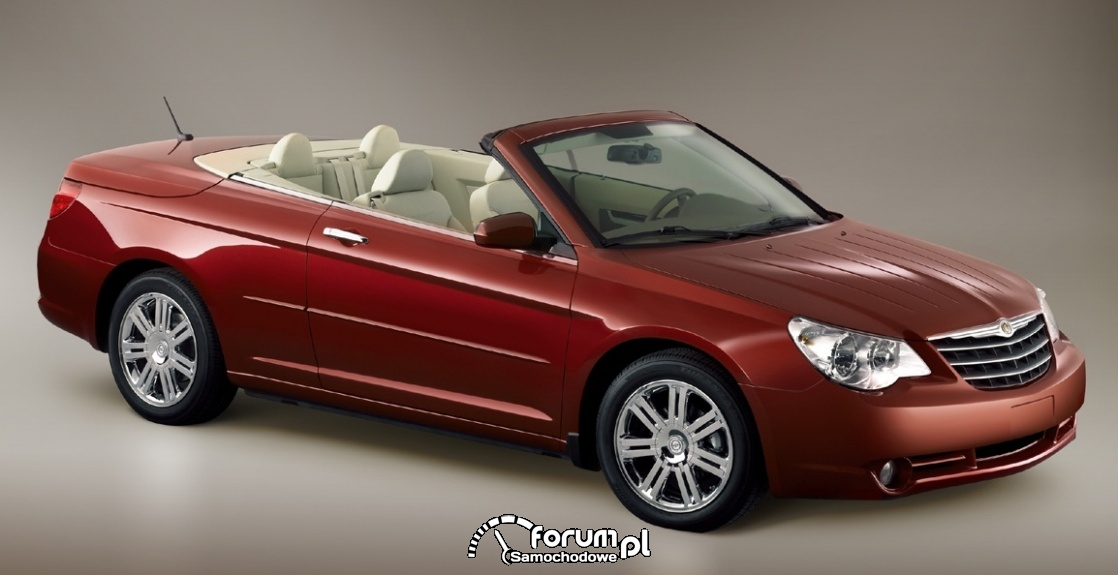 Chrysler Sebring II 2.7 convertible