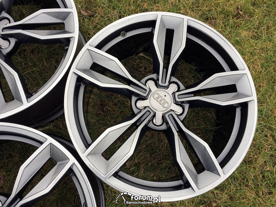 Alufelgi Audi RS, 5x112 9Jx19 ET52