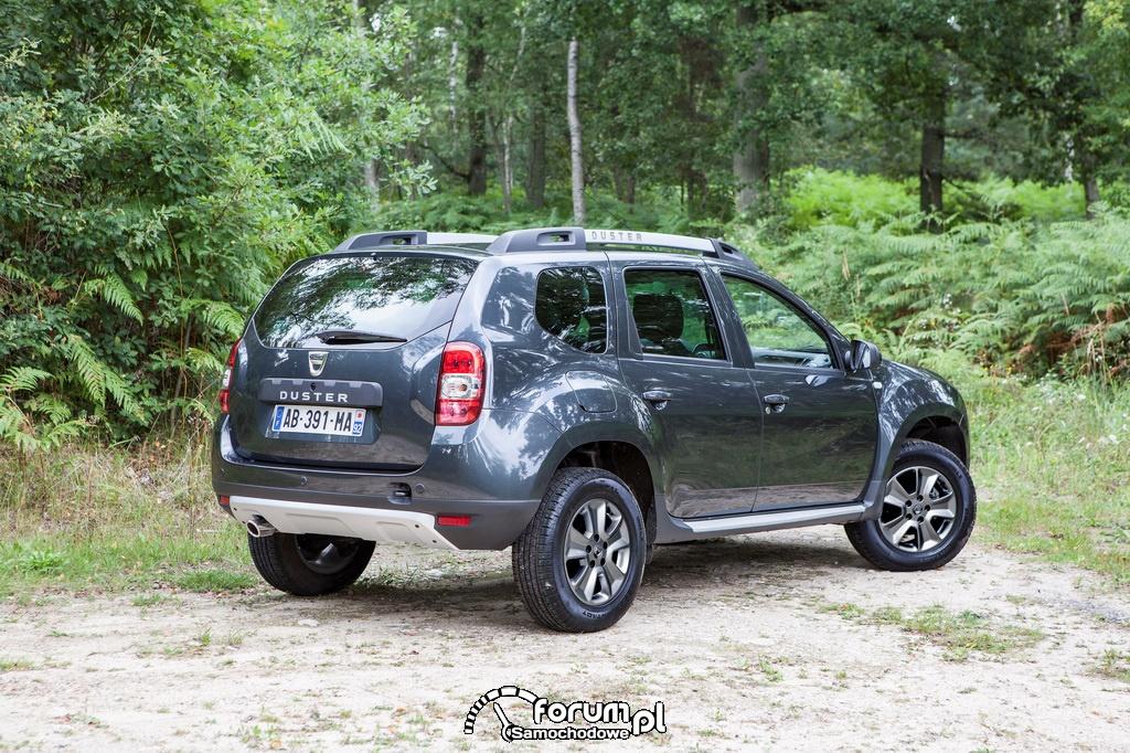 Nowa Dacia Duster na wyższym poziomie