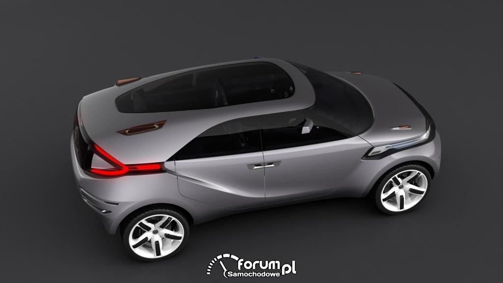 Dacia Duster Crossover Concept 2