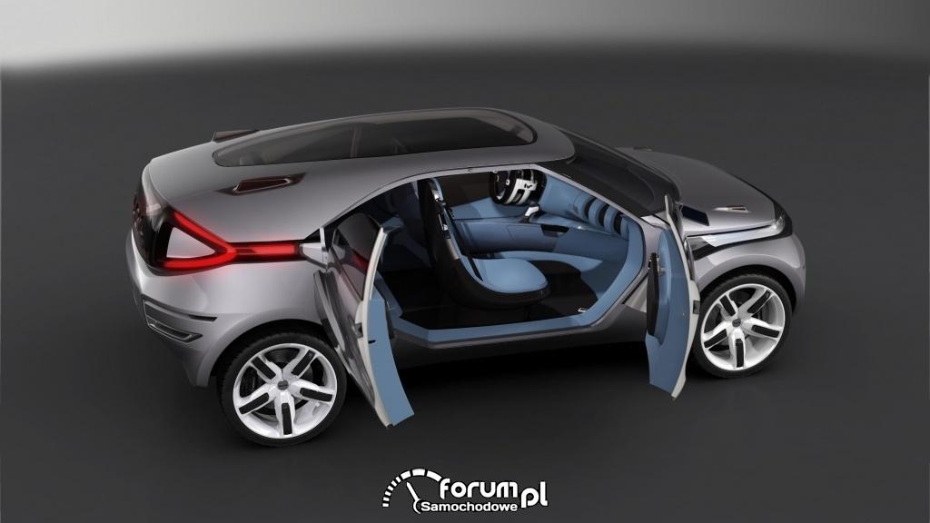 Dacia Duster Crossover Concept 6
