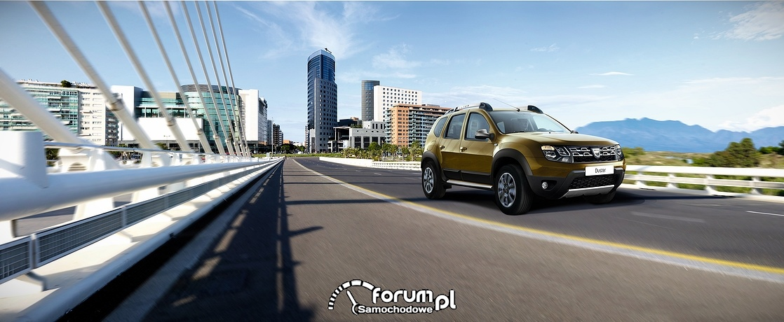 Dacia Duster Urban Explorer