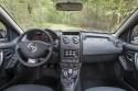 Dacia Duster, wnętrze, 2013