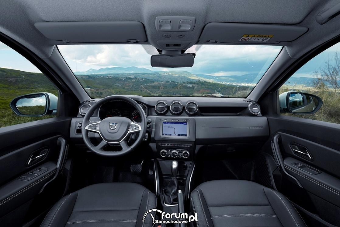 Wyższy poziom bezpieczeństwa - Dacia Duster