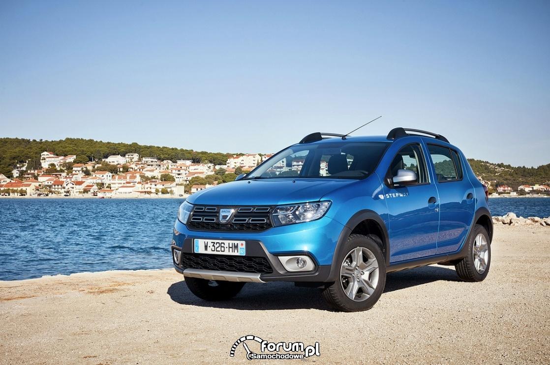 15 lat sukcesów marki Dacia