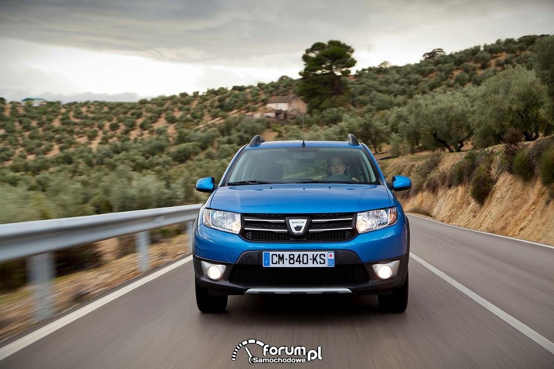 Dacia Sandero Stepway, przód