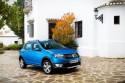 Dacia Sandero Stepway, widok z przodu