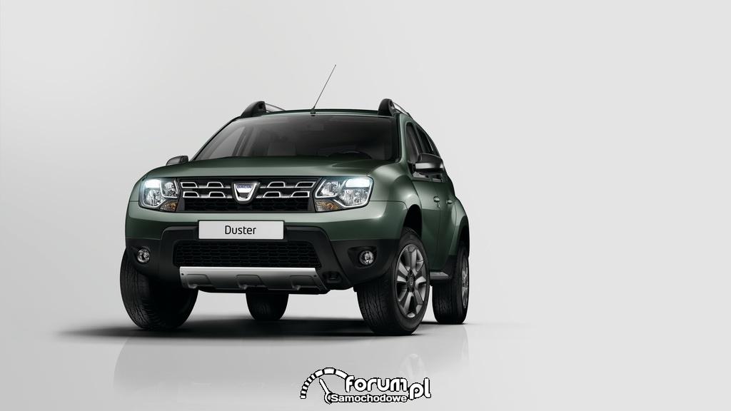 Nowa Dacia Duster, przód