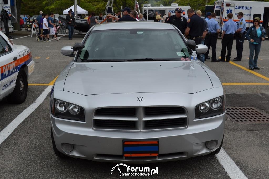 Dodge Charger, wóz policyjny