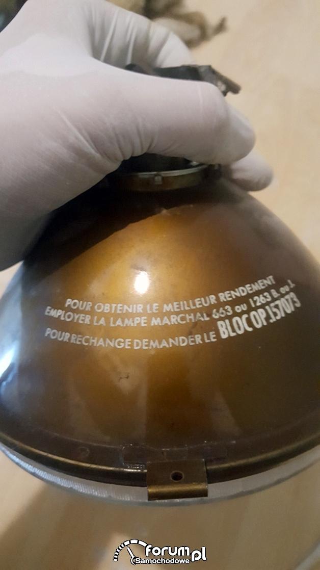 Lampy - prośba o pomoc w identyfikacji.