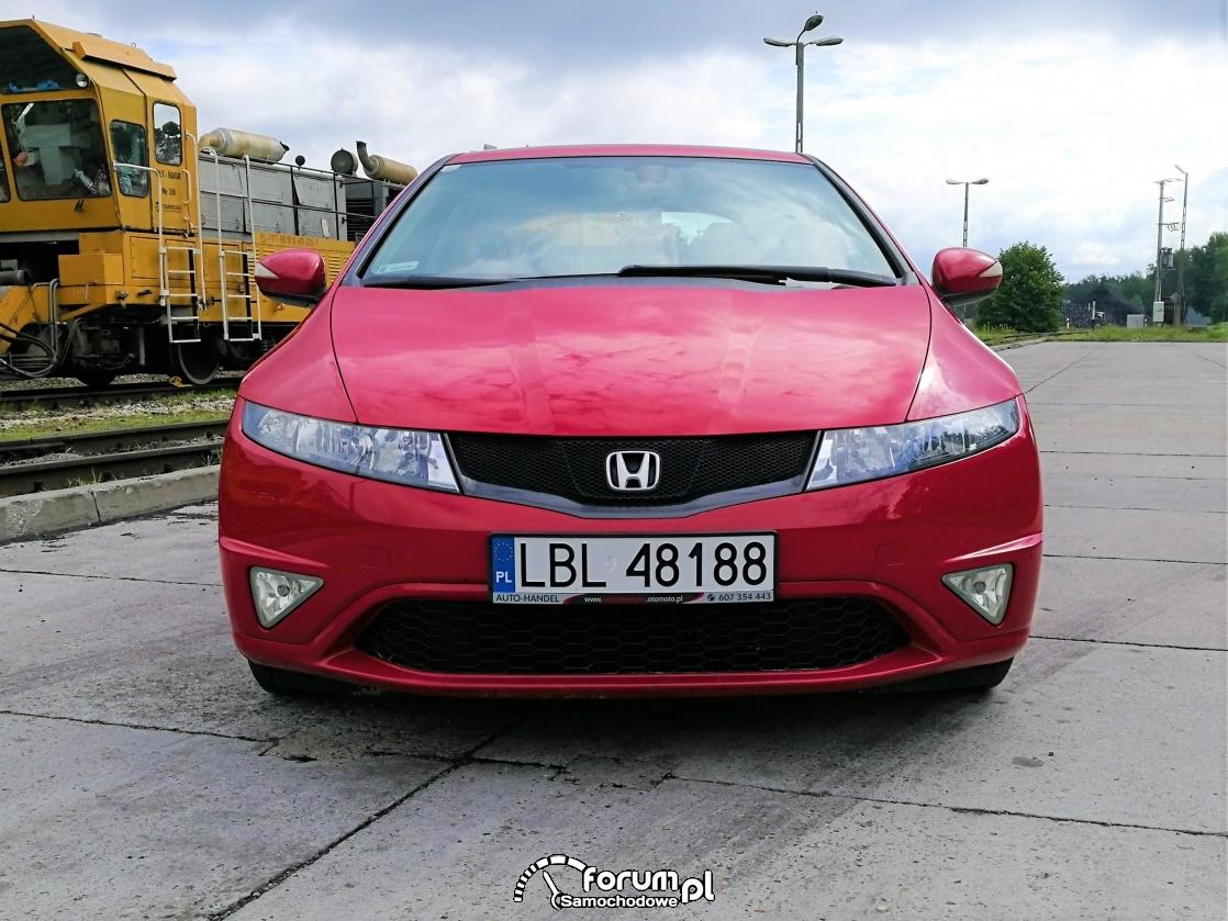 Honda Civic VIII UFO od dzidy