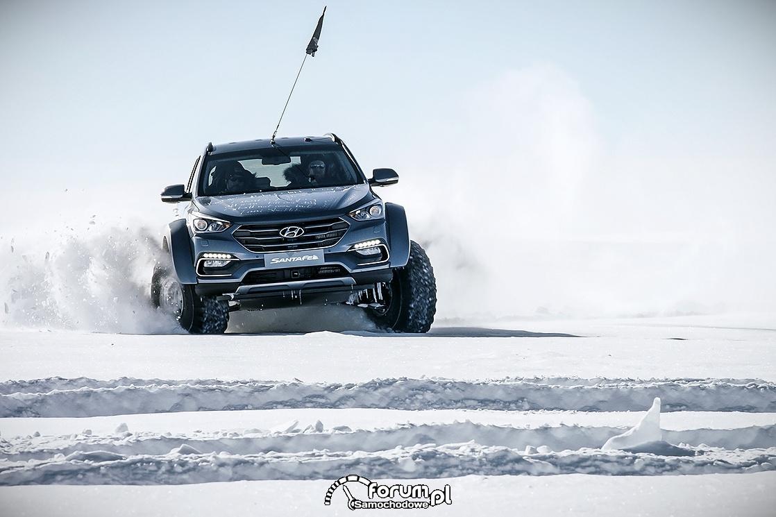 Hyundai Santa Fe, Arctic Trucks, 2