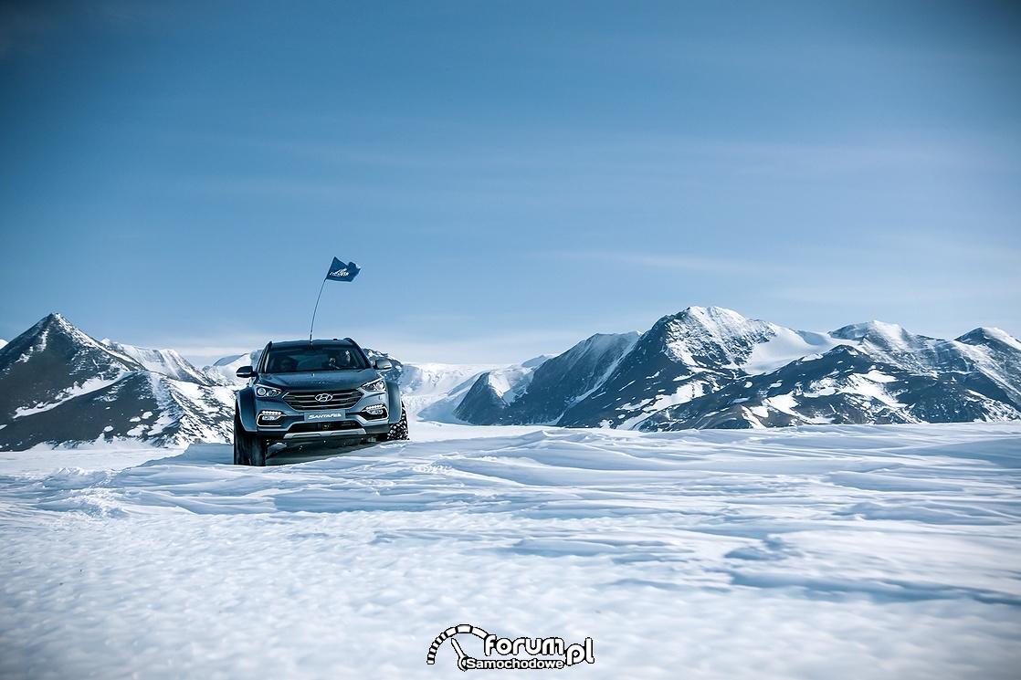 Hyundai Santa Fe, Arctic Trucks, 3
