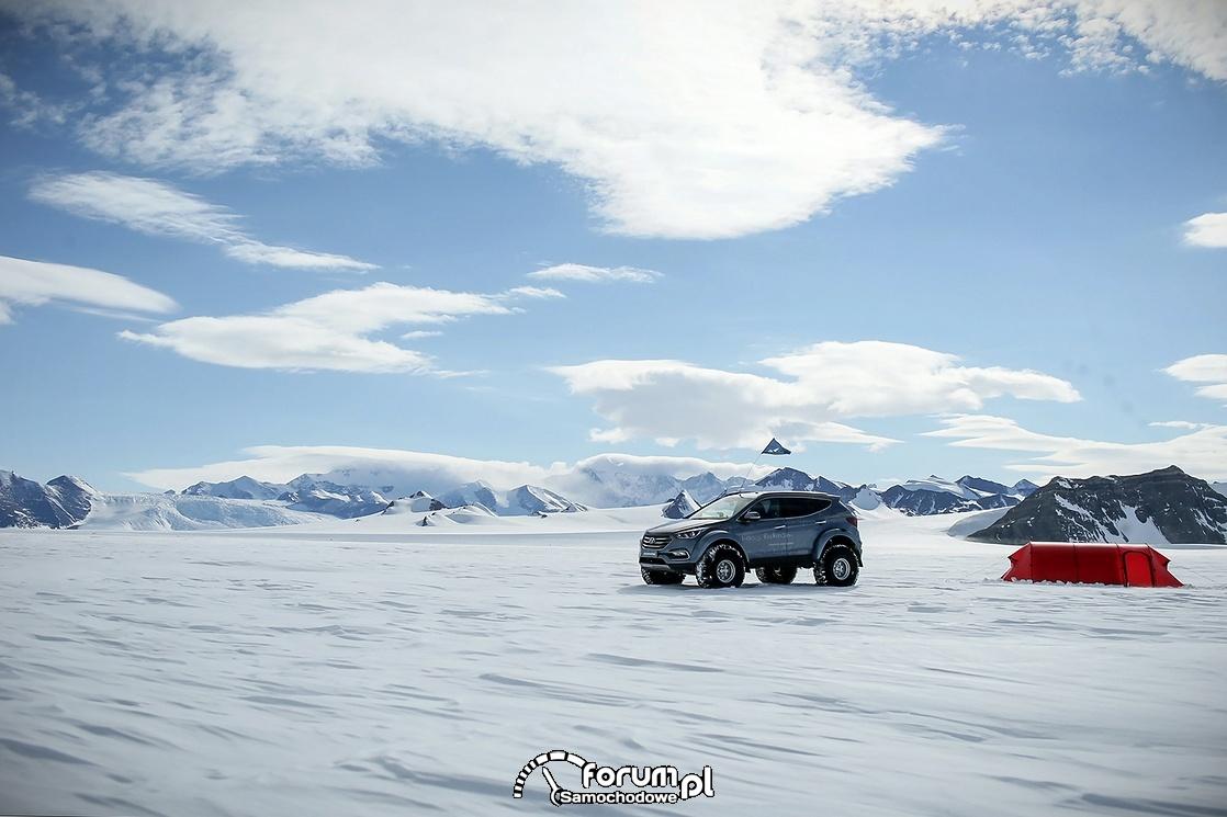 Hyundai Santa Fe, Arctic Trucks, 4