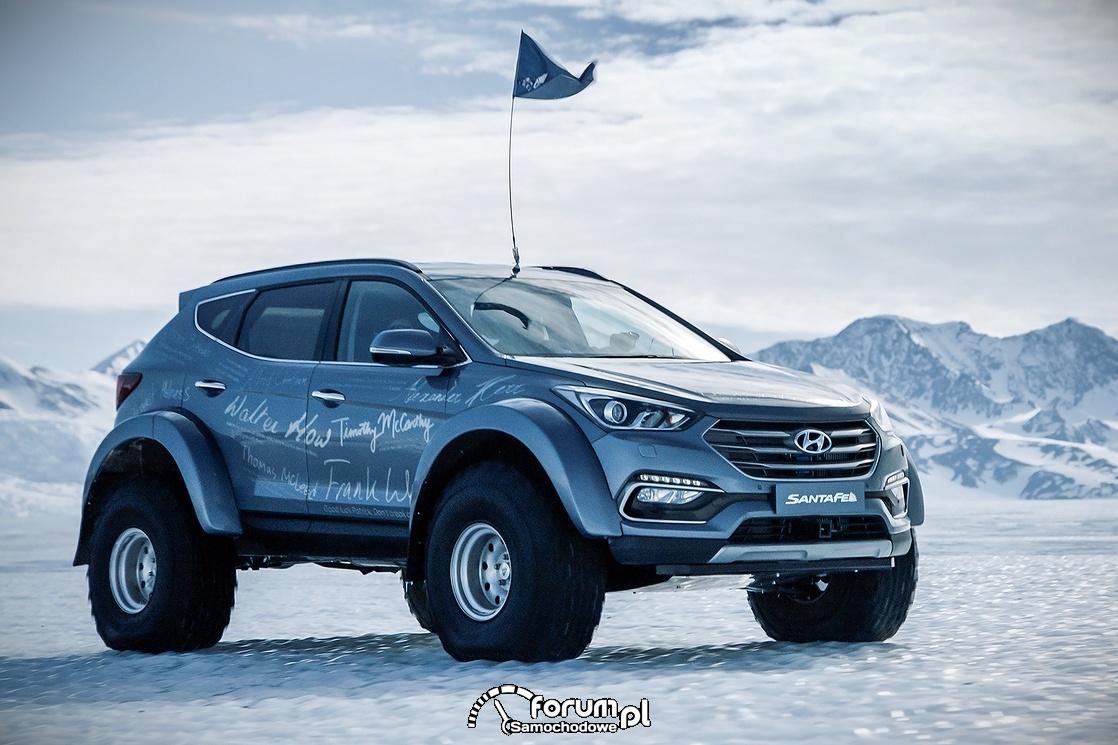 Hyundai Santa Fe, Arctic Trucks