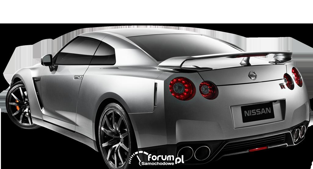 Nissan GTR zewnatrz