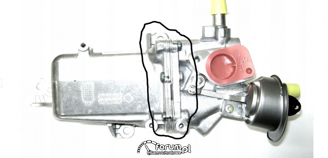 Uszczelki do Chłodnicy EGR Opel Vivaro 1.6 Biturbo