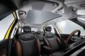 Fiat 500L, wnętrze, fotele