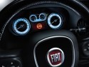 Fiat 500L, zegary, licznik