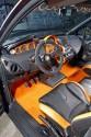 Fiat Multipla GT, wnętrze